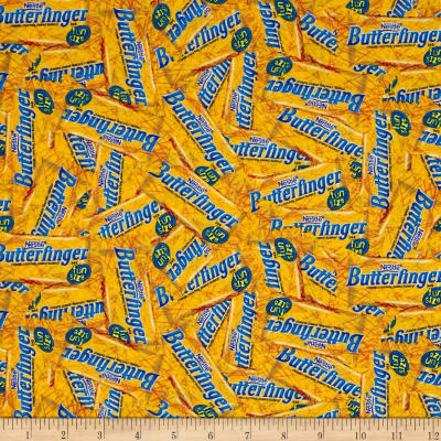 Nestle Chocolate  Butterfinger - Fun Sized Gold