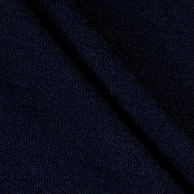 Telio Lightweight Stretch Sweater Knit Navy