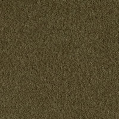 Cotton Fleece Solid Olive