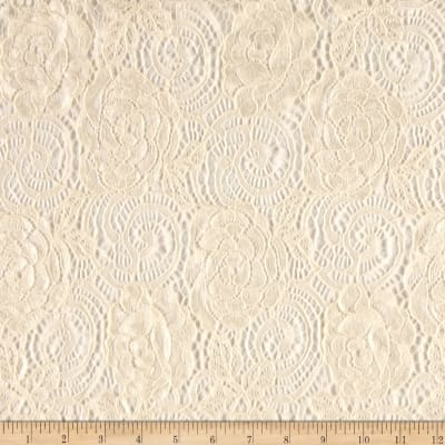 Novelty Lace Ivory