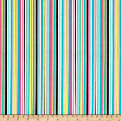 Owl School Stripe Multi