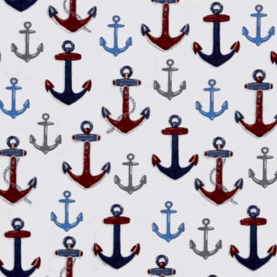 Kaufman Down By The Sea Anchors White