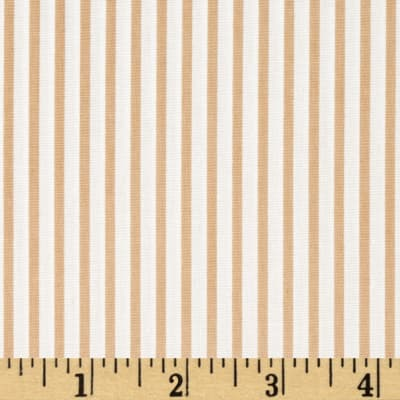 Kaufman Sevenberry Petite Basics Mini Stripe Natural