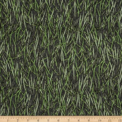 Kanvas Crawly Critters Grass Gray