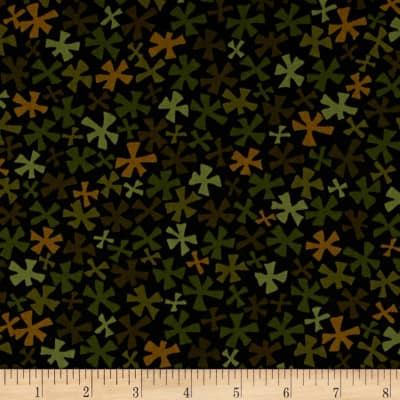 Kanvas Jungle Jive Jungle Flower Camo