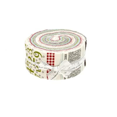 "Moda The Cookie Exchange 2.5"" Jelly Roll"