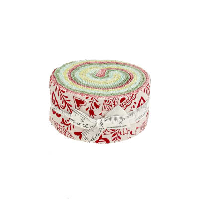 "Moda North Woods 2.5 "" Jelly Roll"