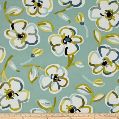Contempo Dwellings Bloom Aqua