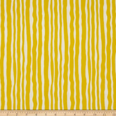 Contempo Palm Springs Palm Stripe Yellow