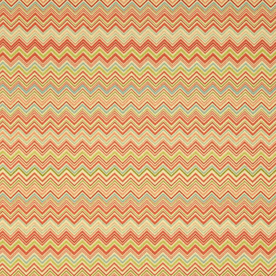 Indian Summer Summer Wind Antique/Coral