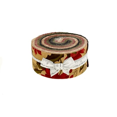 "Moda Delightful December 2.5"" Jelly Roll"