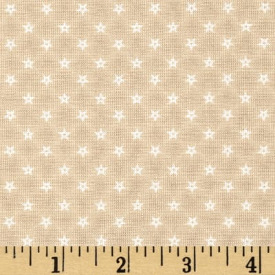 Penny Rose Americana ll Mini Stars Cream