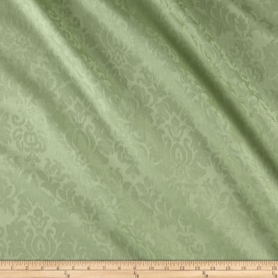Ansley Home Decor Jacquard Solid Green