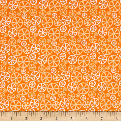 Riley Blake Fresh Market Slice Orange
