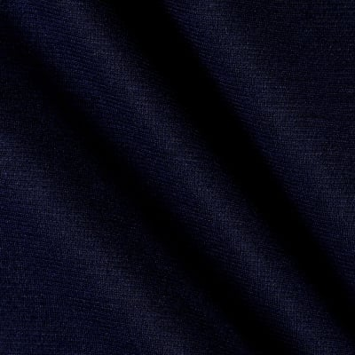 Fabric Merchants Ponte de Roma Solid Navy