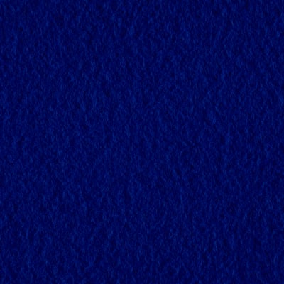 Double Brushed Solid Fleece Bright Royal