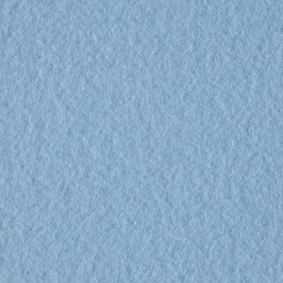 Double Brushed Solid Fleece Baby Blue