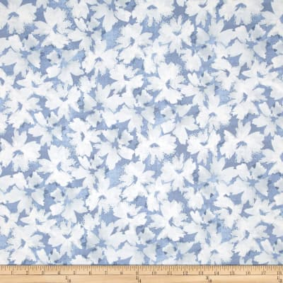 Ella Flower Light Blue