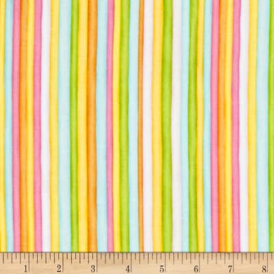 Woodland Cuties Small Stripe Multi