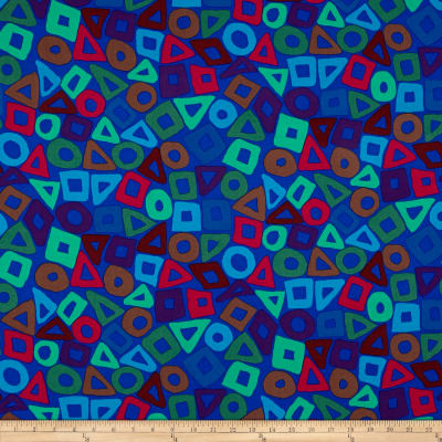 Brandon Mably Puzzle Cobalt