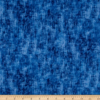 Timeless Treasures Flannel Studio Texture Blue