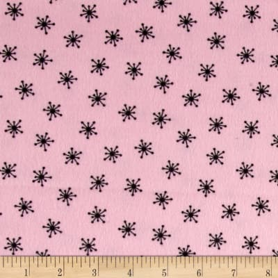 Kit N Kaboodle Flannel Burst Pink