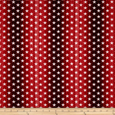 Oh My Stars American Classic Twinkle Stars Red