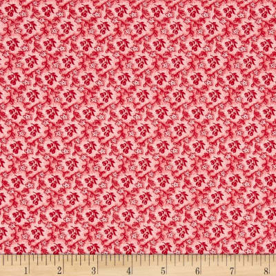 Calico Floral Pink