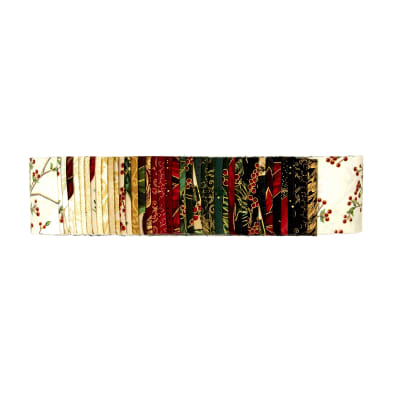 "Jingle Pops Gold 2.5"" Strips"