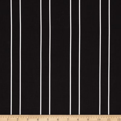 Near and Dear Stripe Black