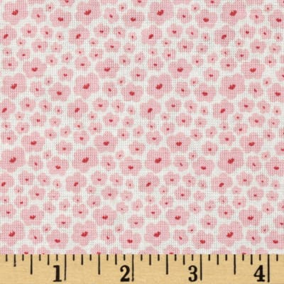 Riley Blake Posy Garden Small Floral Cream