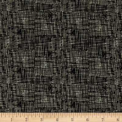 Riley Blake Knock on Wood Sketch Dark Gray