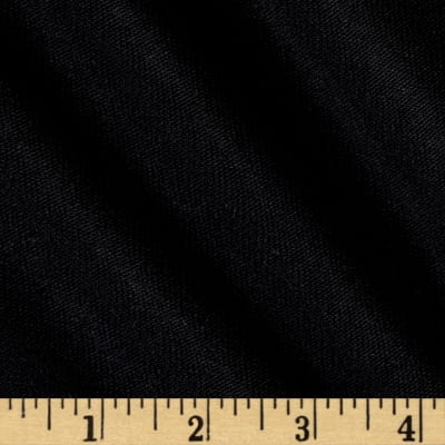 Hatchi Sweater Knit Solid Black