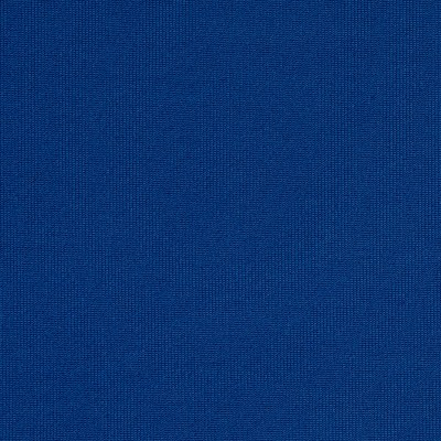 Brushed Polyester/Spandex Athletic Jersey Knit French Blue