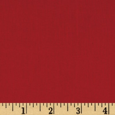 """108"""" Quilt Wide Back Solid Red"""