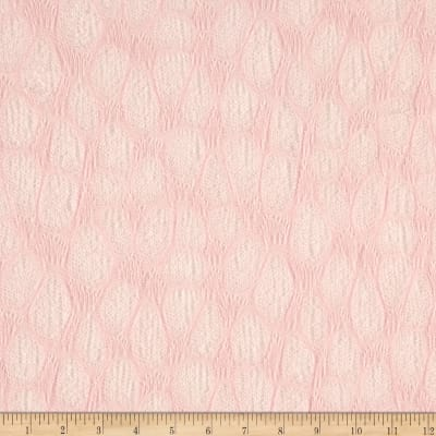 Novelty Sweater Knit Baby Pink