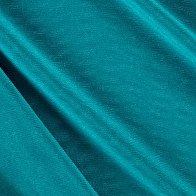 Shimmer Venecia Stretch ITY Jersey Knit Solid Emerald