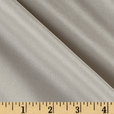 Preview Textiles 100% China Silk Lining Silver
