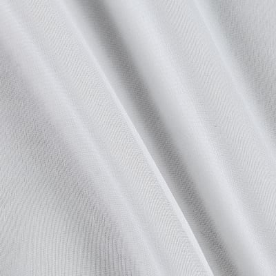 Preview Textiles 100% Silk Chiffon White
