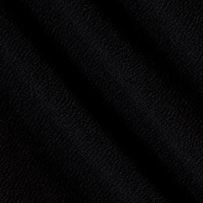 Liverpool Double Knit Solid Black