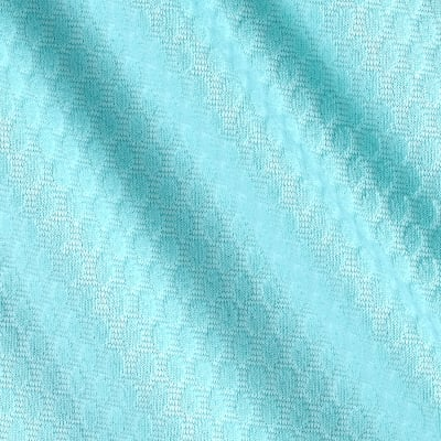 Honeycomb Double Knit Aqua