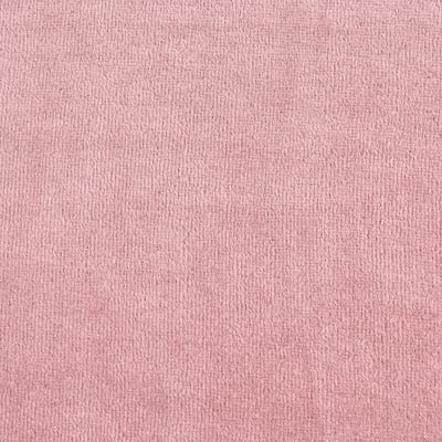 Solid Velour Dusty Rose