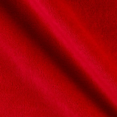 Solid Velour Red MX