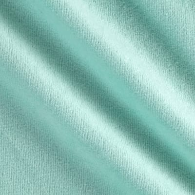 Solid Velour Mint