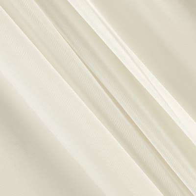 "120"" Sheer Voile Dark Ivory"