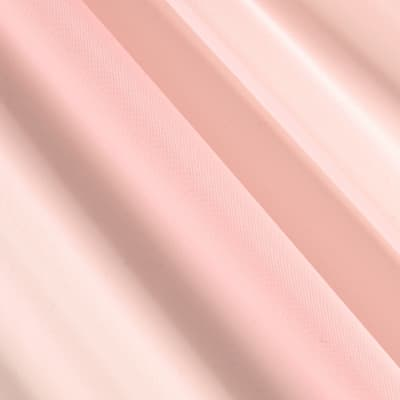 "120"" Sheer Voile Blush Pink"