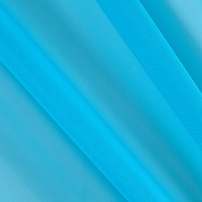 """120"""" Sheer Voile Turquoise"""