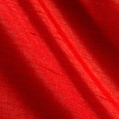 "120"" Faux Dupioni Red"