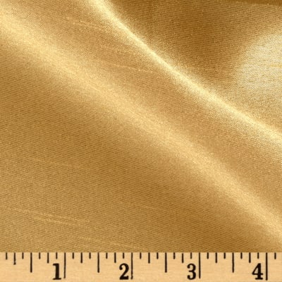 "120"" Faux Dupioni Gold"