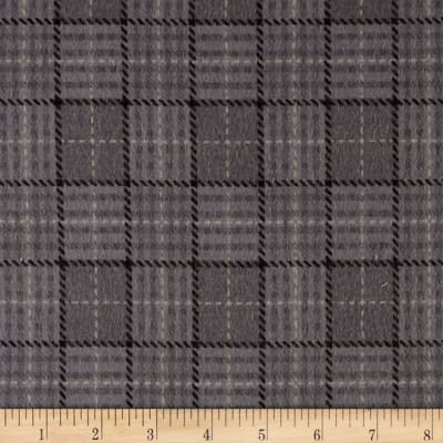 Moda Wool & Needle lV Flannels Back Forty Plaid Silo